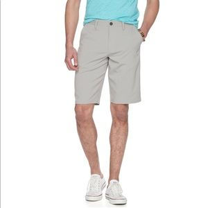 Urban Pipeline Ultimate Flex Flat-Front Shorts New
